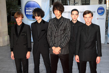 Joshua Third The Barclaycard Mercury Prize - Arrivals
