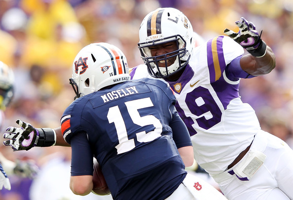 Barkevious Mingo Photos - Auburn v LSU - 77 of 77 - Zimbio