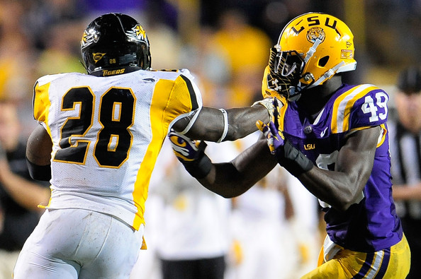 Barkevious Mingo Photos - Towson v LSU - 63 of 77 - Zimbio