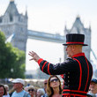 Barney Chandler The Beefeaters Are Back At The Tower Of London - Photocall