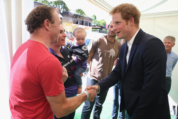 Barney Storey The Duke & Duchess of Cambridge And Prince Harry Attend The Tour De France Grand Depart