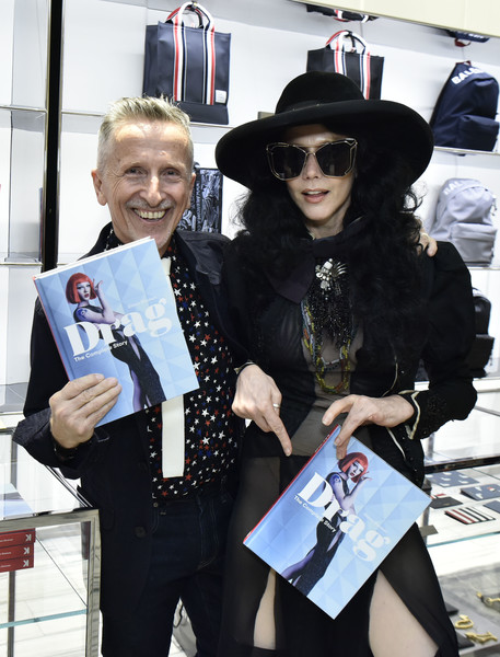 Barneys New York And Simon Doonan Celebrate Drag: The Complete Story