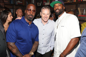 Baron Davis The 8th Annual Mark Pitts And Bystorm Ent Post BET Awards Party
