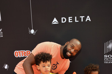 Baron Davis 2018 GOOD+ Foundation's 3rd Annual Halloween Bash Presented By Delta Air Lines And Otter Pops