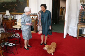 Baroness Patricia Scotland Entertainment Pictures Of The Week - April 16