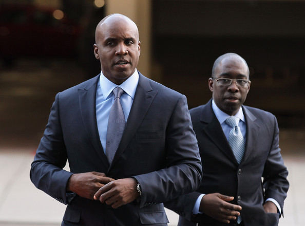 barry bonds trial. Barry Bonds Arraigned In