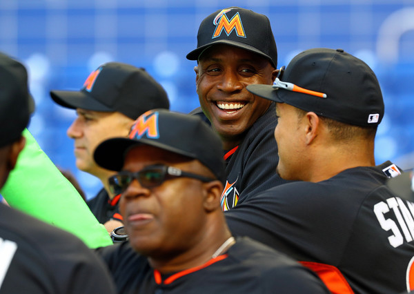 b6efbe389 Barry Bonds Is Back In The Game