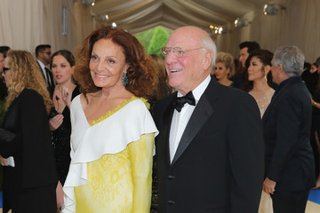 "Barry Diller ""Rei Kawakubo/Comme des Garcons: Art of the In-Between"" Costume Institute Gala - Arrivals"