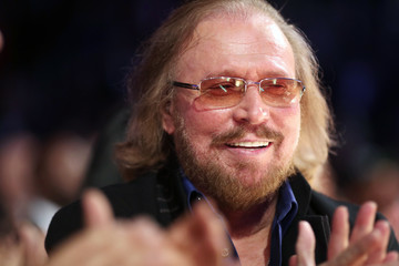 Barry Gibb The 59th GRAMMY Awards -  Roaming Show
