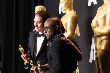 Barry Jenkins 89th Annual Academy Awards - Press Room