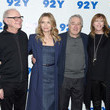 Barry Levinson The Hollywood Reporter TV Talks and 92Y Present HBO Films' 'The Wizard of Lies'