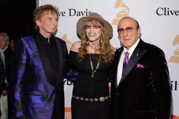 Barry Manilow Clive Davis 2016 Pre-GRAMMY Gala And Salute to Industry Icons Honoring Irving Azoff - Arrivals