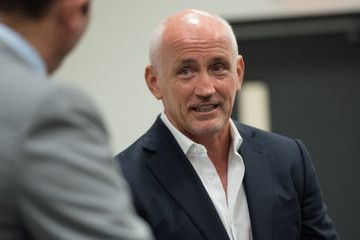 Barry McGuigan Beyond Sport United
