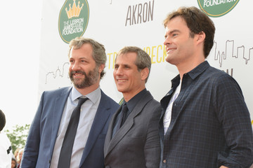 Barry Mendel Lebron James Hosts Advance Screening of Universal Pictures 'Trainwreck' in Akron