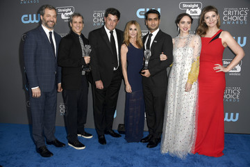 Barry Mendel The 23rd Annual Critics' Choice Awards - Press Room