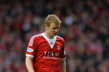 Barry Robson St Johnstone v Aberdeen - The William Hill Scottish Cup Semi Final
