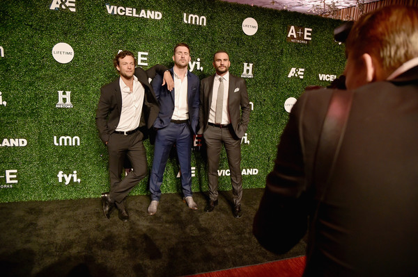 2017 A+E Networks Upfront at Jazz at Lincoln Center's Frederick P. Rose Hall