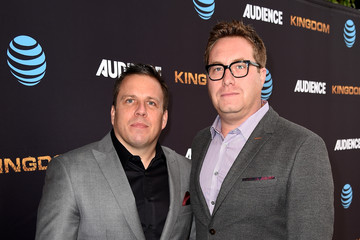 Bart Peters Premiere Screening For DirecTV's 'Kingdom' - Red Carpet