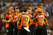 Mitch Marsh Jason Behrendorff Photos Photo