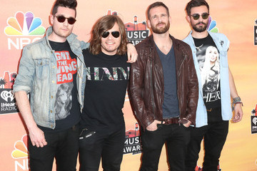 Bastille Arrivals at the iHeartRadio Music Awards — Part 2