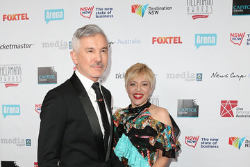 Baz Luhrman Arrivals at the Helpmann Awards
