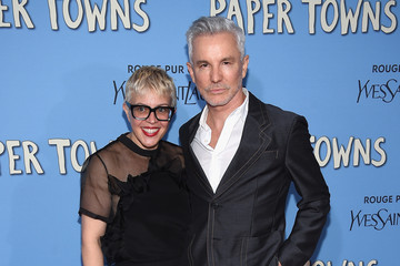 Baz Luhrmann Stars Attend the 'Paper Towns' New York Premiere