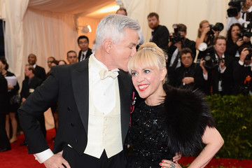 Baz Luhrmann Red Carpet Arrivals at the Met Gala — Part 3