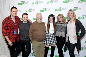 Beata Czechowski KIIS FM's Jingle Ball 2014  Powered by LINE  - Backstage