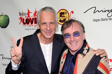 Gilles Ste-Croix The Beatles LOVE By Cirque du Soleil Celebrates Its 5th Anniversary At The Mirage In Las Vegas