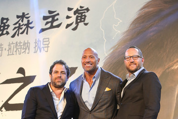 Beau Flynn 'Hercules' Press Conference in Beijing