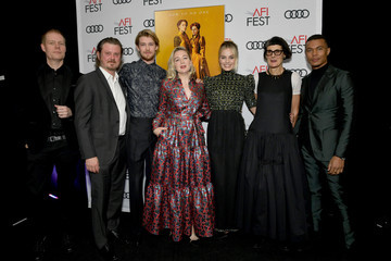 "Beau Willimon AFI FEST 2018 Presented By Audi - Closing Night World Premiere Gala Screening Of ""Mary Queen Of Scots"""