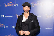 "Rio Ferdinand attends the UK Launch Event of ""Beauty And The Beast"" at Odeon Leicester Square on February 23, 2017 in London, England."