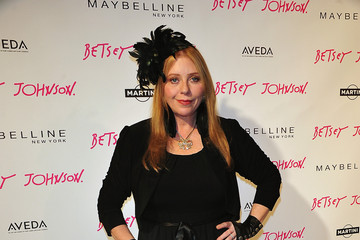 Bebe Buell Betsey Johnson - Front Row - Spring 2013 Mercedes-Benz Fashion Week