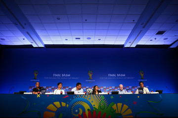 Bebeto FIFA World Cup Final Draw: Previews