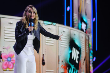 Becca Tobin Ciara, Martin Luther King III, Jordan Smith, Paula Abdul, Nico & Vinz And J.R. Martinez Come Together At WE Day Illinois To Celebrate The Power Young People Have To Change The World