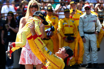 Beccy Hunter-Reay 98th Indianapolis 500