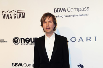 Beck 25th Annual Elton John AIDS Foundation's Oscar Viewing Party - Arrivals