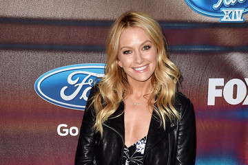 Becki Newton 'American Idol XIV' Finalist Party