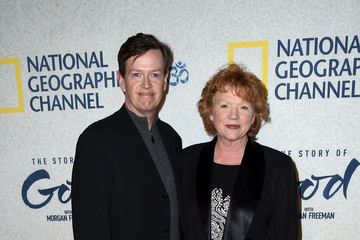 Becky Ann Baker National Geographic 'The Story of God' with Morgan Freeman World Premiere