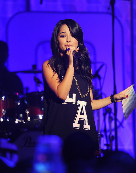 Performances at MTV and Covergirl's Joint Event