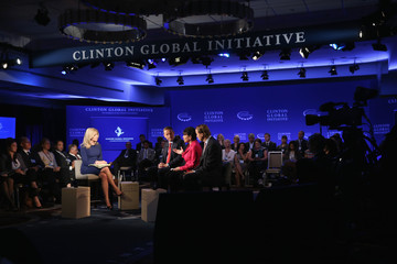 Becky Quick Clinton Global Initiative