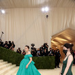Bee Carrozzini The 2021 Met Gala Celebrating In America: A Lexicon Of Fashion - Arrivals