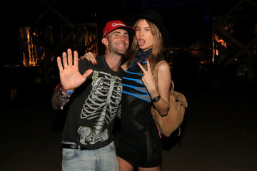 Behati Prinsloo 2015 Coachella Valley Music And Arts Festival - Weekend 1 - Day 1