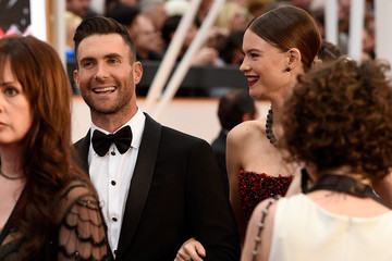 Behati Prinsloo Arrivals at the 87th Annual Academy Awards — Part 3
