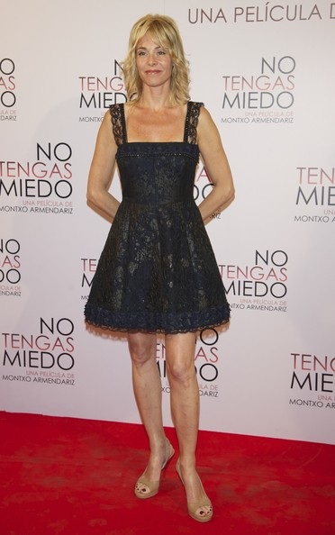 'No Tengas Miedo' Premiere in Madrid. '