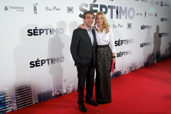 'Septimo' Premieres in Madrid