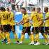 Jan Vertonghen Axel Witsel Photos - Thomas Meunier of Belgium celebrates with team mates after scoring his team's first goal  during the 2018 FIFA World Cup Russia 3rd Place Playoff match between Belgium and England at Saint Petersburg Stadium on July 14, 2018 in Saint Petersburg, Russia. - Belgium vs. England: 3rd Place Playoff - 2018 FIFA World Cup Russia