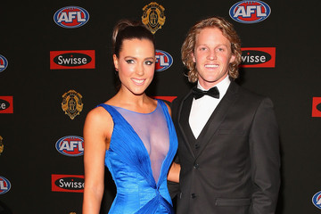 Belinda Riverso Arrivals at the Brownlow Medal Ceremony