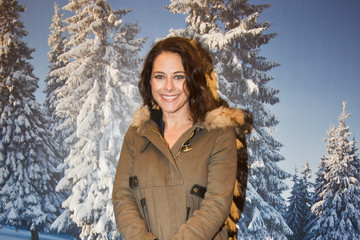Belinda Stewart-Wilson The Natural History Museum Launches Its Ice Rink