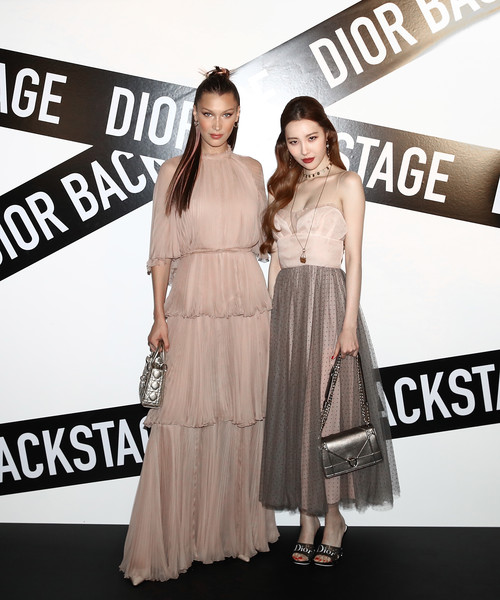 Dior Backstage Launch Party In Seoul